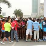 Meia Maratona de Luanda 2013